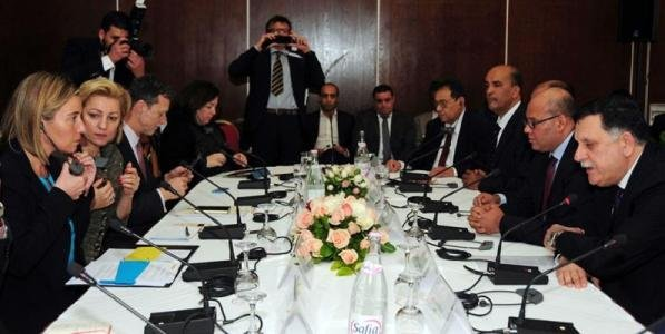 Libya gets unity government