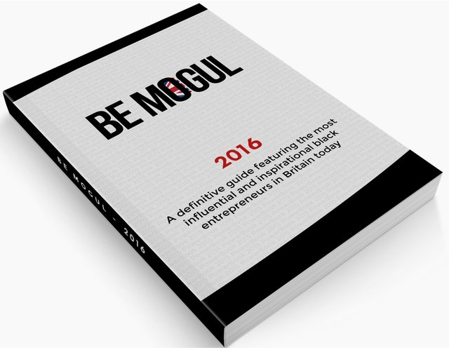 BE Mogul cover