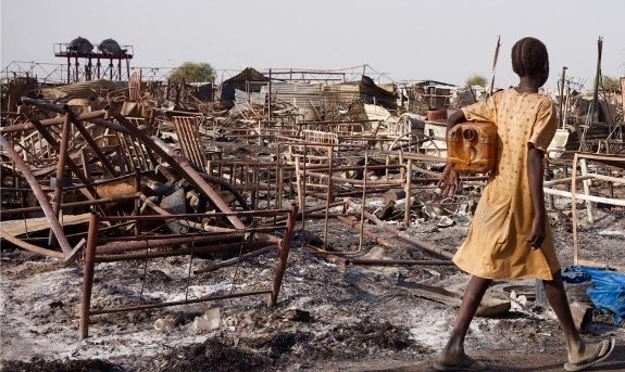 A new humanitarian crisis is unfolding in Malakal