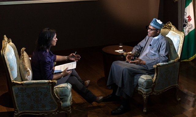 President Buhari tells Al Jazeera's Martine Dennis that he hasn't failed in his promise to defeat Boko Haram and that the group has been weakened considerably