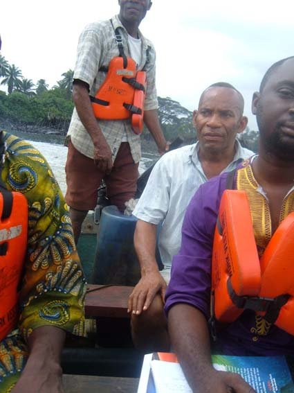 19 Ayo Johnson team on boat.JPG