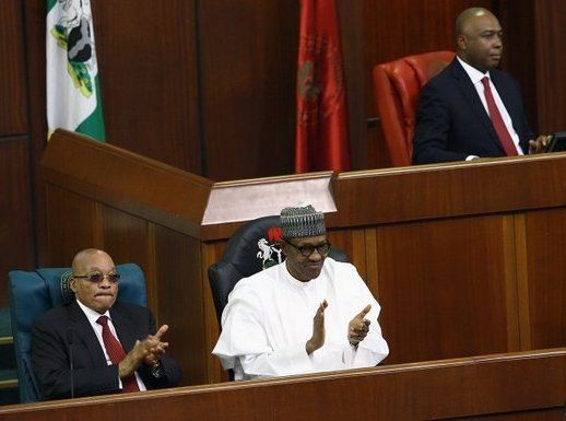 Zuma attended a joint session of the National Assembly.jpg