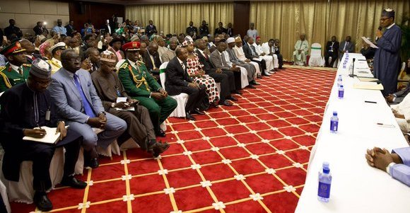 President Buhari meets with Nigerian Community at the Nigeria House Beijing, China