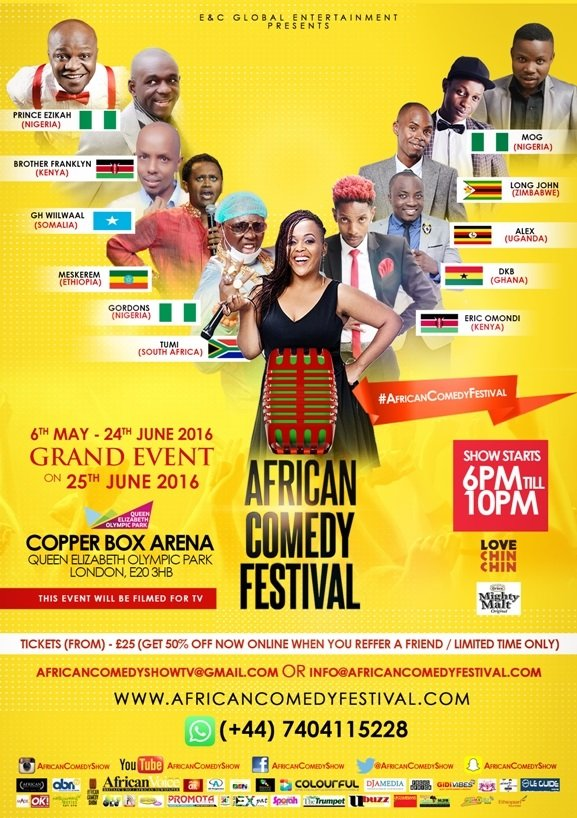 African Comedy Festival