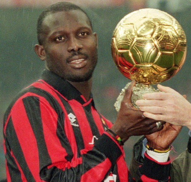 Southern Auto Group >> Weah: Ballon d'Or put me and Liberia on the map - Trumpet Media Group