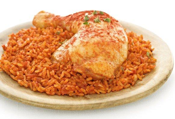 Jollof Rice Nigerian