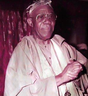 Chief Timothy Adeola Odutola