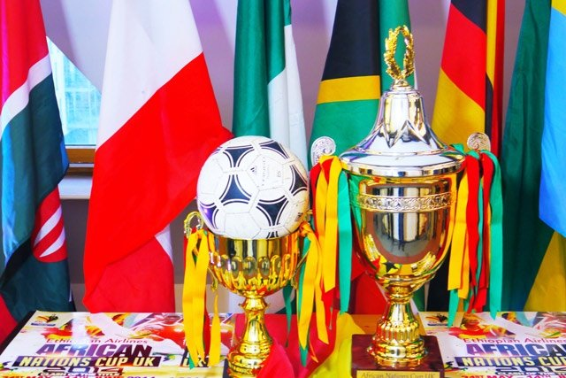 African Nations Cup UK