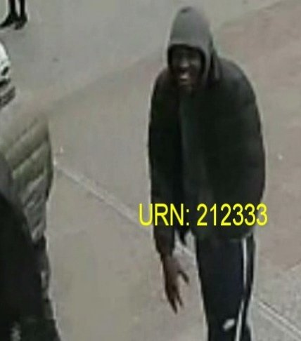 Teen wanted for robbery