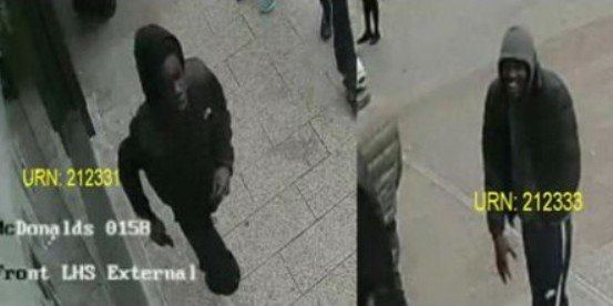 Two teens wanted for robbery