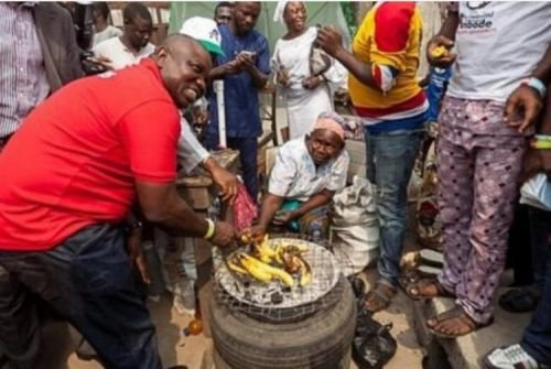 Ambode and the Street Traders