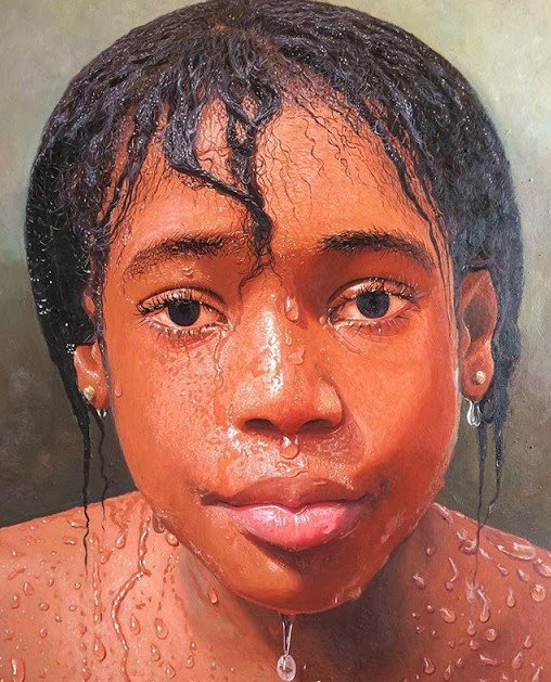 A work of Oresegun Olumide