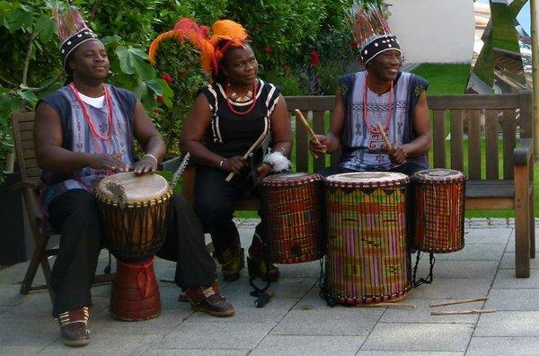 ADANTA Dance Troupe promoting Nigeria
