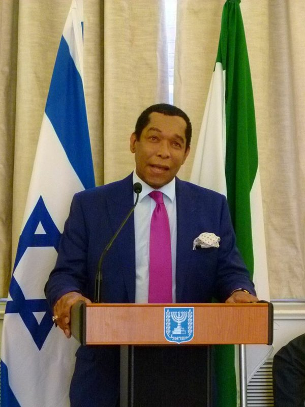All for promoting Nigeria-Israel relations