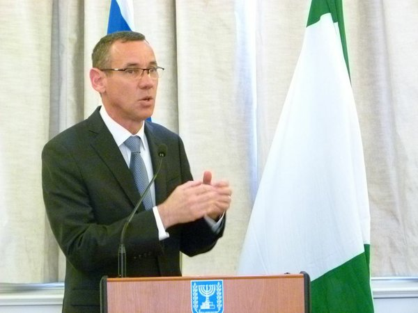 Israel Ambassador to the United Kingdom - Ambassador Regev