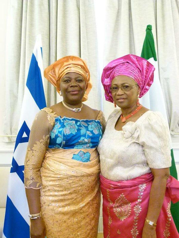 Pastor Joanna Adebayo and a family member.jpg