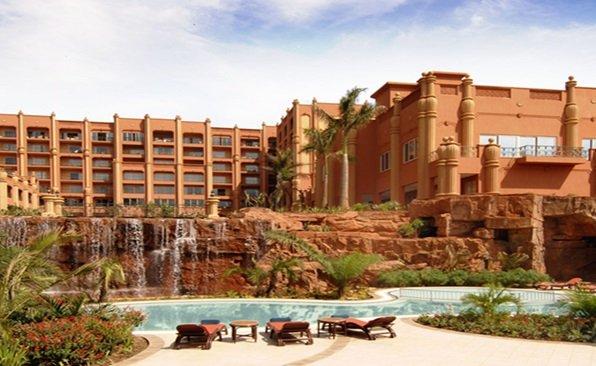 The Kampala Serena Hotel, Uganda