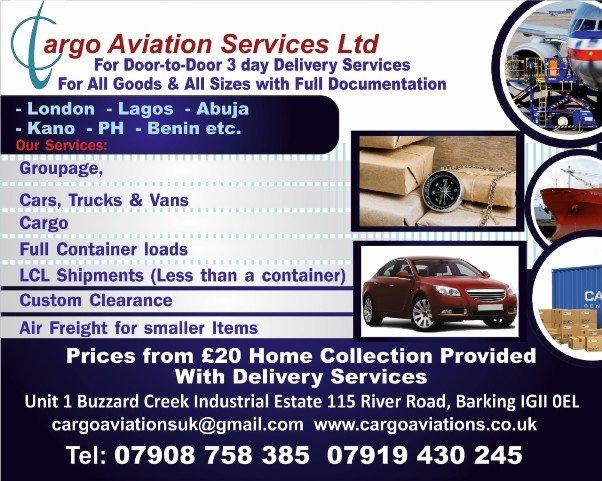 Cargo Aviations