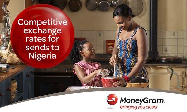 MoneyGram - Competitive exchange rates