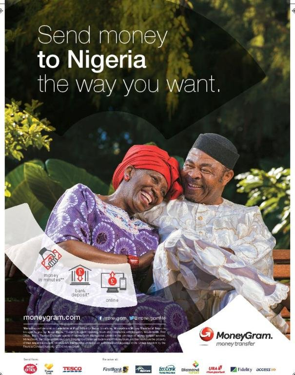 MoneyGram - Send money to Nigeria any way you want