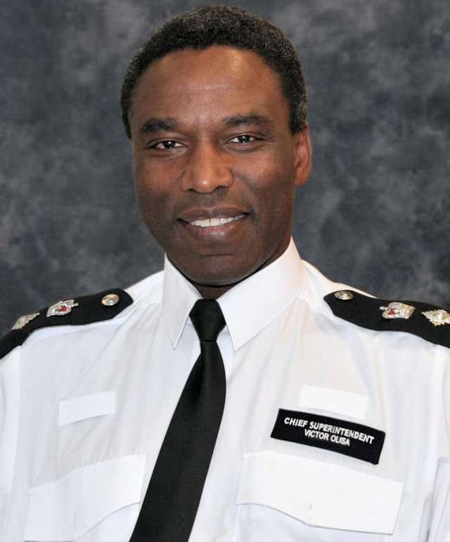 Chief Superintendent Dr. Victor Olisa - London Metropolitan Police's Strategic Lead on Diversity and Inclusion