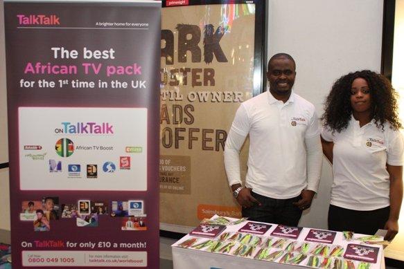 GAB Marketing - TalkTalk