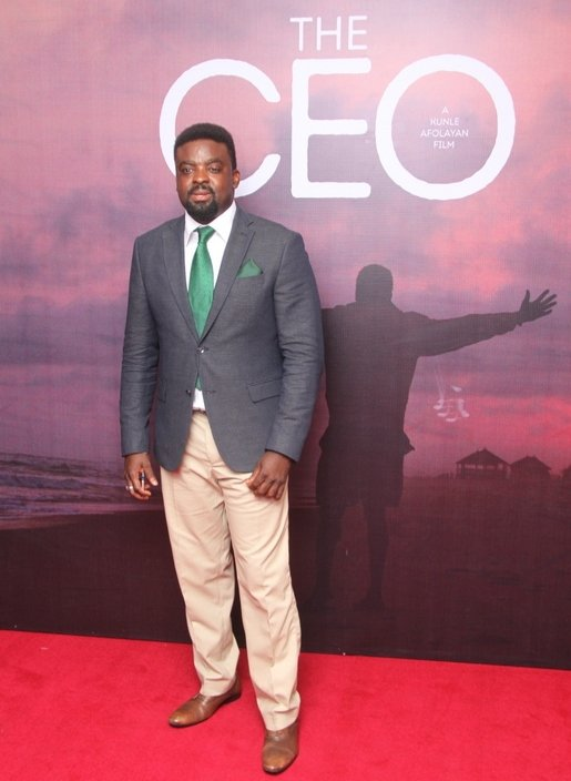 Kunle Afolayan - The CEO Movie