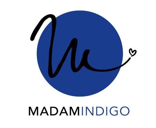 Madam Indigo logo