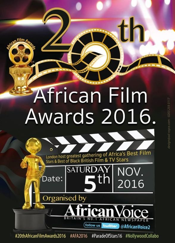 AfroHollywood 2016