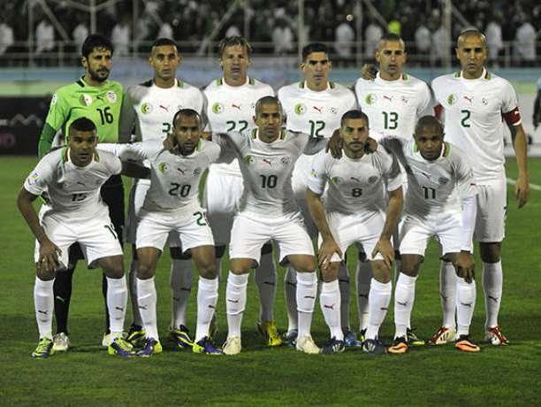 Les Fennecs - Algeria's national team