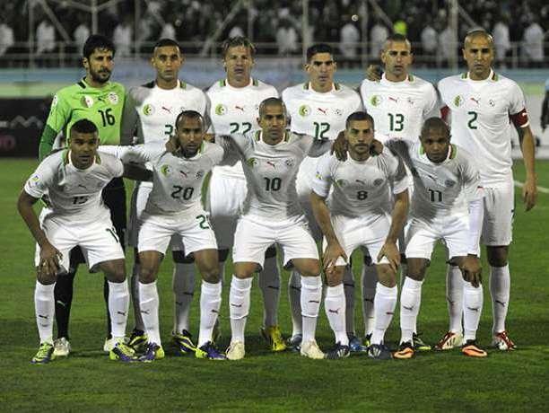 Les Fennecs - Algeria's national team