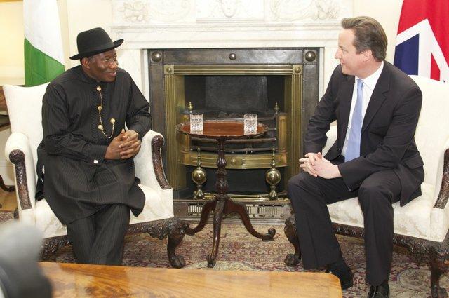 President Jonathan visits PM David Cameron 2.jpg