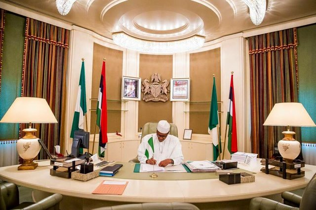 Office of the Nigerian President