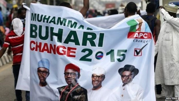 Buhari must prevent 'Change' from being a threat to our survival
