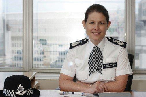 Assistant Commissioner Helen King