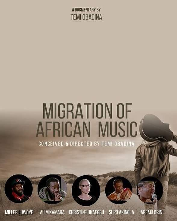 Migration of African Music