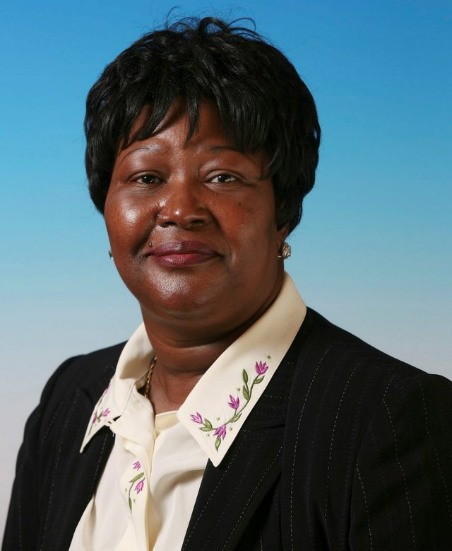 Councillor Joy Laguda