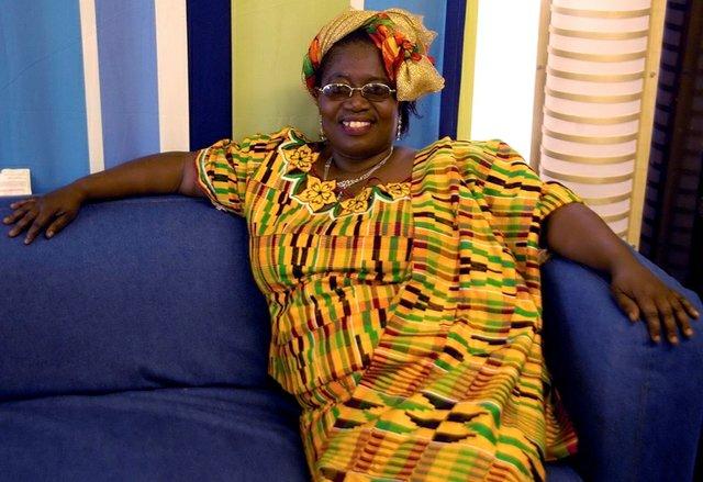 Dame Betty Asafu-Adjaye