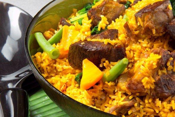 Patti's Jollof Rice