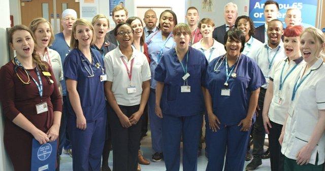 NHS Lewisham and Greenwich Choir