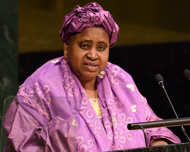 Dr Isatou Njie Saidy