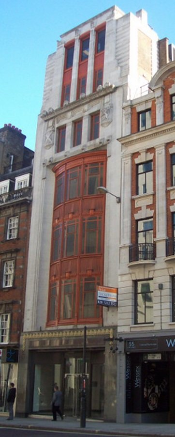 56-57 Fleet Street London