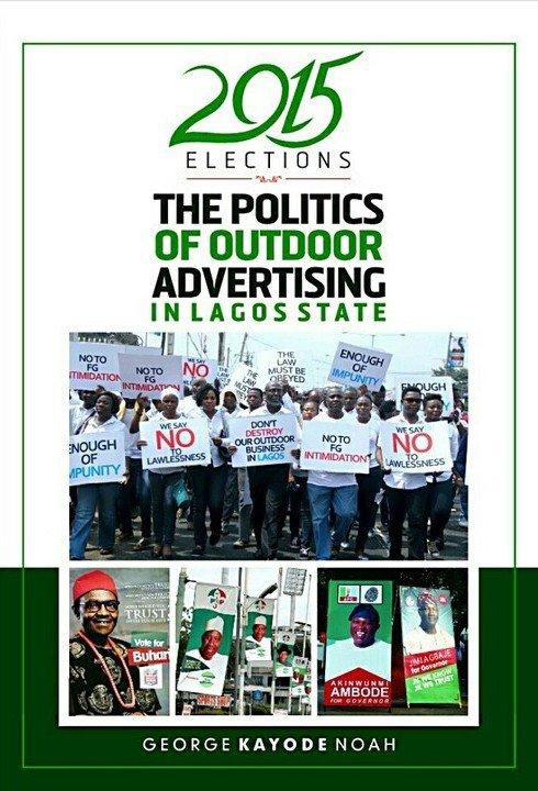 Lagos Outdoor BookCover - George Noah