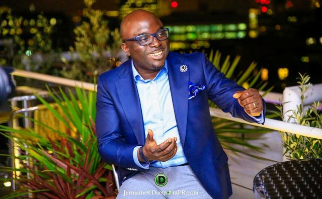 Richard Ejiro Obahor - CEO Purple Premium