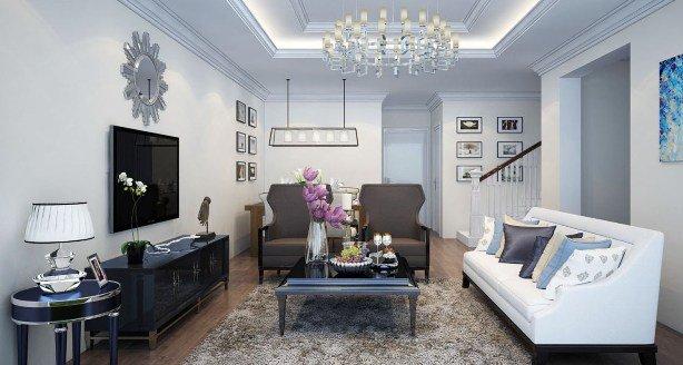 Woodbury Estate - Living