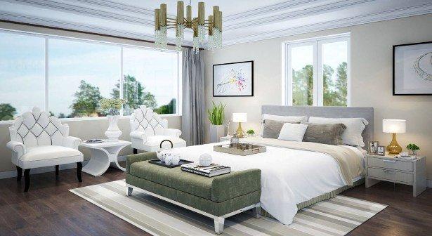 Woodbury Estate - Bedroom