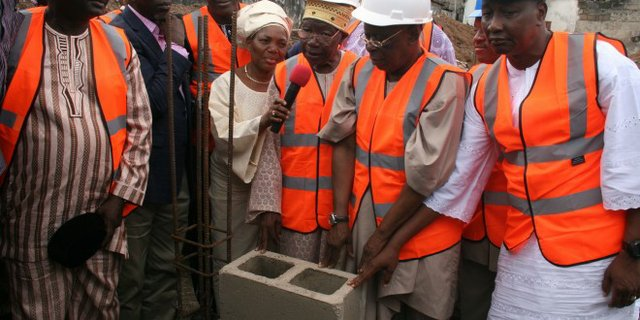 Sod turning