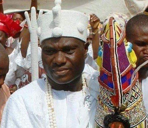 Oonirisa Adeyeye Ogunwusi Ojaja II