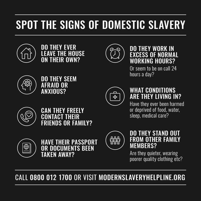 Nigerian community urged to 'Spot the Signs' of Domestic ...