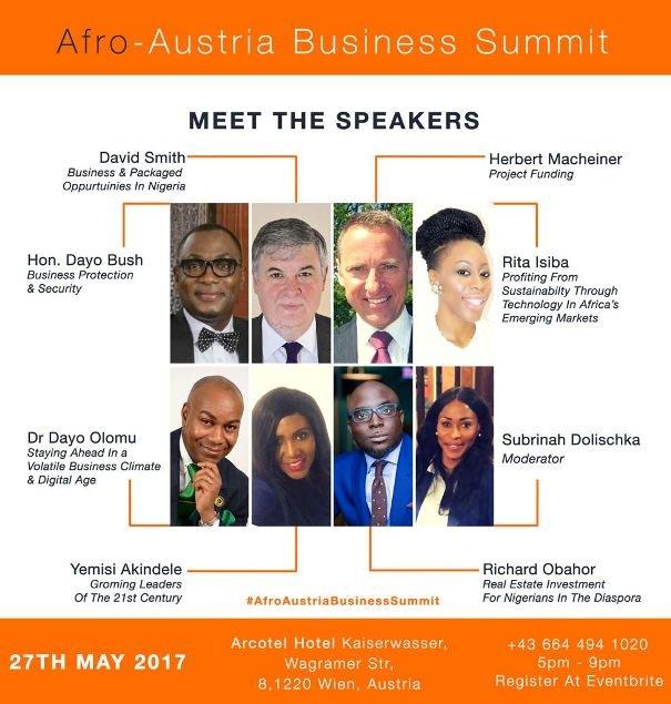 Afro Austria Business Summit